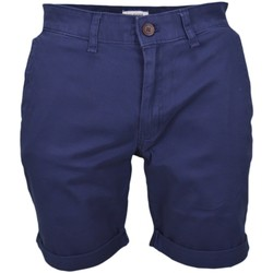 Vêtements Homme Shorts / Bermudas Tommy Hilfiger Bermuda Tommy Hilfiger Dénim bleu marine pour homme Bleu
