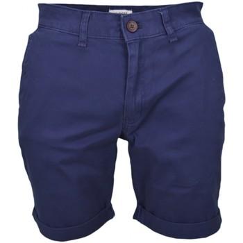 Vêtements Homme Shorts / Bermudas Tommy Jeans Short chino  bleu marine régular pour homme Bleu