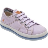 Chaussures Fille Baskets basses The Art Company A955 GAUCHO-DOUBLE TEXTIL IRIS / QUEEN Lilas