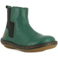 Chaussures Fille Boots The Art Company A669 STAR PETROLEO / KIO Vert