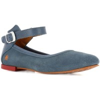 Chaussures Fille Ballerines / babies The Art Company A130 LUX SUEDE-GAUCHO VAQUERO / CARIOCA Bleu