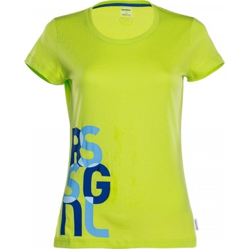 Vêtements Femme T-shirts manches courtes Rossignol T-shirt  Tonic Punch Lime Green lime