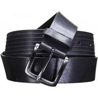 Accessoires textile Homme Ceintures Armani jeans B6174 Noir