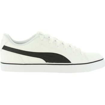 Chaussures Homme Baskets basses Puma 362946 COURT Blanco