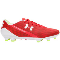 Chaussures Homme Football Under Armour Speedform CRM FG Rot