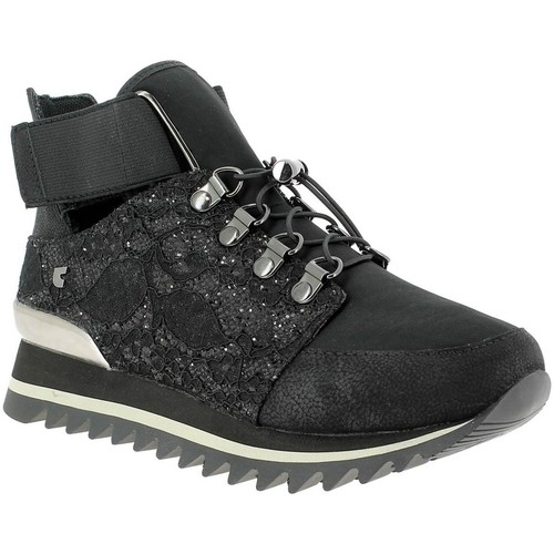 Chaussures Femme Baskets montantes Gioseppo 41096 noir