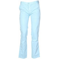 Vêtements Homme Chinos / Carrots Joe Retro Pantalon Chino Homme Joe Rétro Bleze Bleu Bleu