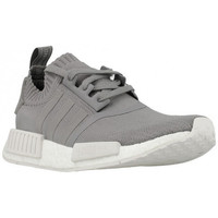 Chaussures Femme Baskets basses adidas Originals NMD R1 Primeknit - Ref. BY8762 Gris