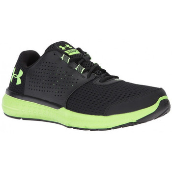 Chaussures Homme Baskets basses Under Armour Basket  Charged Rebel - Ref. 1298553-003 Noir