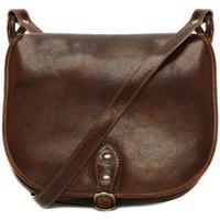 Sacs Femme Sacs porté épaule Oh My Bag Sac à main femme cuir souple - Modèle Verlaine marron moyen MARRON MOYEN