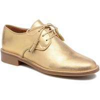 Chaussures Femme Derbies Schmoove NEWTON DERBY OR