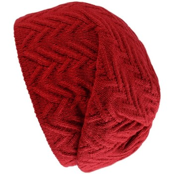 Accessoires textile Femme Bonnets Mokalunga Bonnet long Tampere rouge