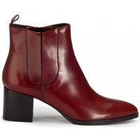 Chaussures Femme Bottines Pon´s Quintana 6400 nepal vino - chaussures femme rouge