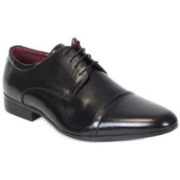 Chaussures Homme Derbies Kebello Chaussures ELO583 noir