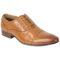 Chaussures Homme Derbies Kebello Chaussures ELO506 marron