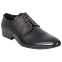 Chaussures Homme Derbies Kebello Chaussures ELO587 noir