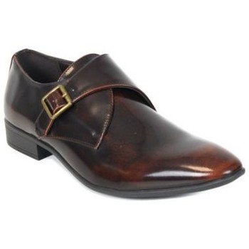 Chaussures Homme Derbies Kebello Chaussures ELO589 marron