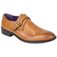 Chaussures Homme Mocassins Kebello Chaussures ELO585 marron