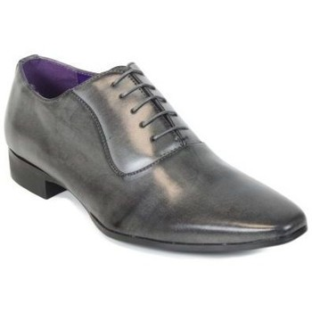 Chaussures Homme Derbies Kebello Chaussures ELO553 gris