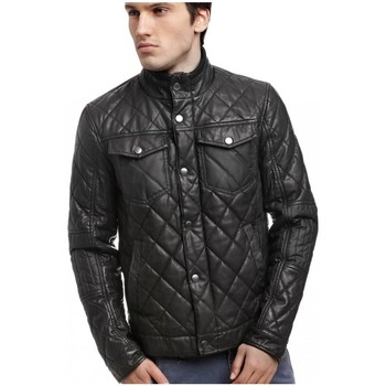 Blouson Guess blouson diamond quilted jet black (sp)