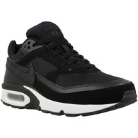 Chaussures Homme Baskets basses Nike Air Max BW Gris-Noir