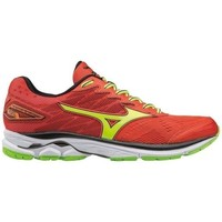 Chaussures Homme Baskets basses Mizuno Wave Rider 20 Rouge