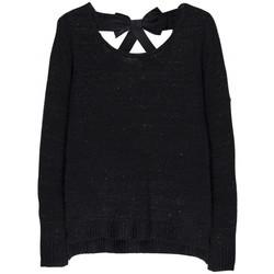Vêtements Femme Pulls Le Temps des Cerises Pull Femme Kamala Noir 38