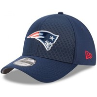 Accessoires textile Homme Casquettes New Era Casquette NFL New England Patriots On Field Color Rush 39THIRTY 594