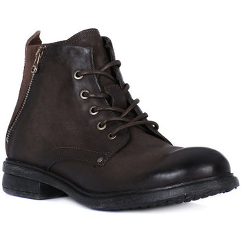 Chaussures Homme Boots Airstep / A.S.98 MJUS POLACCO UOMO MOKA Marrone