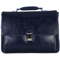 Sacs Homme Porte-Documents / Serviettes Piquadro CARTELLA PORTA PC Blu