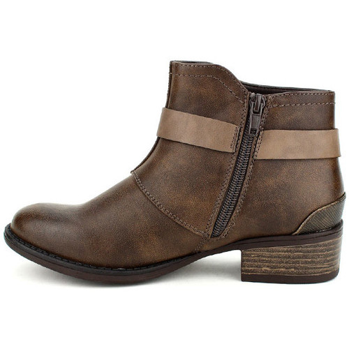 Cendriyon Bottines Chaussures Chaussures Bottines Marron Femme Chaussures Femme Marron Cendriyon Marron Bottines fYI7vbg6y