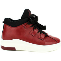 Chaussures Femme Baskets montantes Cendriyon Baskets Bordeaux Chaussures Femme, Bordeaux