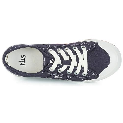 Basses Opiace Femme Chaussures Tbs Baskets Bleu iuOkTXwPZ