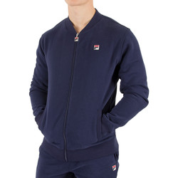 Vêtements Homme Sweats Fila Vintage Homme Guido Baseball Jacket, Bleu bleu
