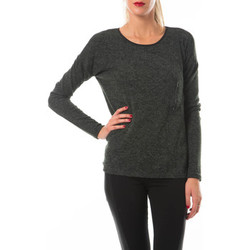 T-shirts manches longues Yas Top Easy  Anthracite