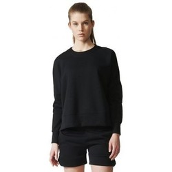 Vêtements Femme Sweats adidas Originals -  Femmes Athletics Sweat-shirt ID Glory Crewneck noir