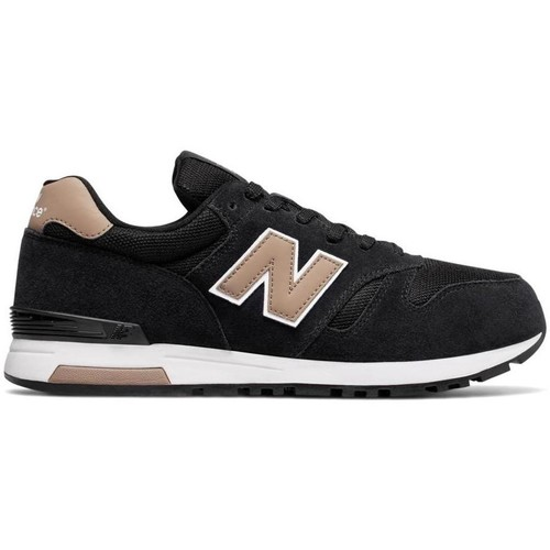 New Balance Baskets  Classics Ml565 Skb Black Noir - Chaussures Baskets basses Homme