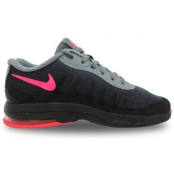 Chaussures Fille Baskets basses Nike CHAUSSURE  AIR MAX INVIGOR CADET Gris anthracite