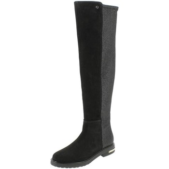 Chaussures Femme Bottes Guess flcel3 sue11 noir