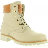 Chaussures Femme Boots Panama Jack PANAMA 03 TRAVELLING B9 Hueso