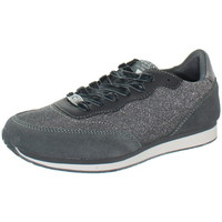 Chaussures Homme Baskets basses Guess Baskets  ref_guess41984 grey Gris