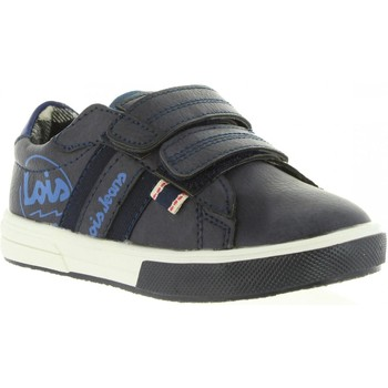 Chaussures Homme Baskets basses Lois Jeans 46022 Azul