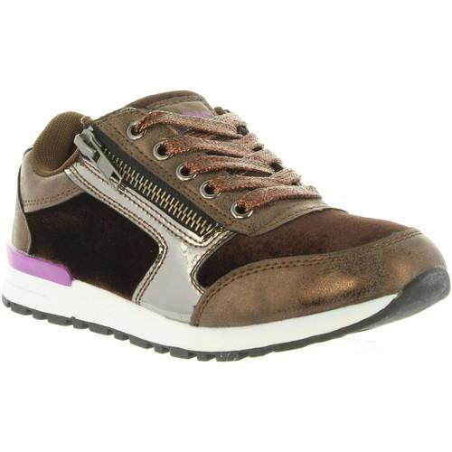 Lois Jeans 83848 Marrón - Chaussures Baskets basses Femme