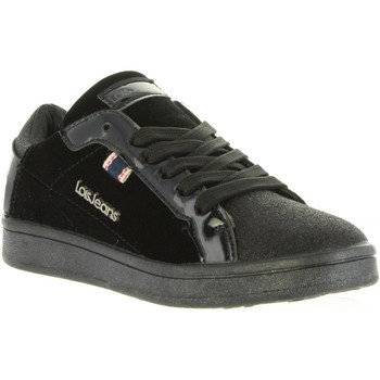 Chaussures Femme Baskets basses Lois Jeans 83858 Negro