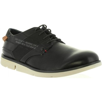 Chaussures Homme Baskets basses Lois Jeans 84521 Negro