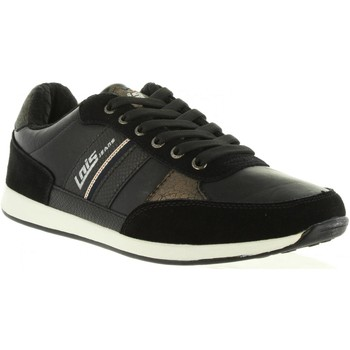 Chaussures Homme Baskets basses Lois Jeans 84567 Negro