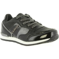 Chaussures Fille Baskets basses Lois Jeans 83847 Negro