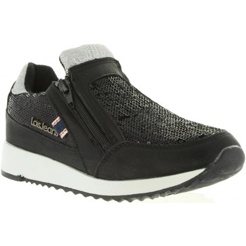 Chaussures Fille Baskets basses Lois Jeans 83851 Negro