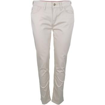 Vêtements Femme Chinos / Carrots Tommy Hilfiger Pantalon 7/8  Silvana beige pour femme Beige