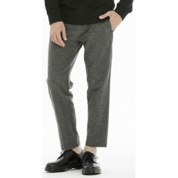 Vêtements Homme Chinos / Carrots Obey Pantalon Latenight Neps Gris Gris
